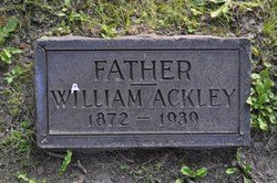 William Ackley