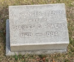A. Frances <I>French</I> Powers