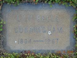 Lillie Belle <I>Warren</I> Cunningham