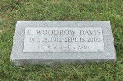 E Woodrow Davis