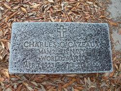 Charles C Cazeaux