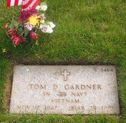 Tom Douglas Gardner