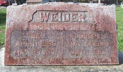 Florence A. Weider