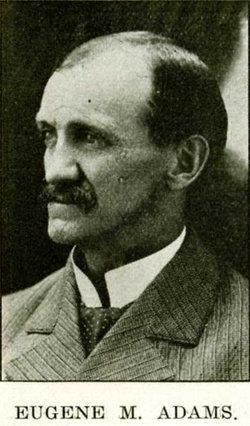 Eugene Madison Adams