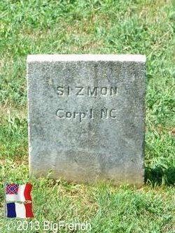 Pvt William P Sizemore