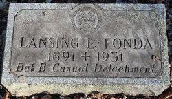 Lansing E. Fonda
