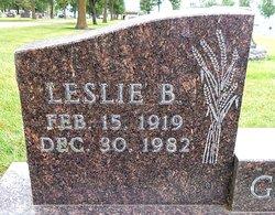 Leslie B. Gensrich