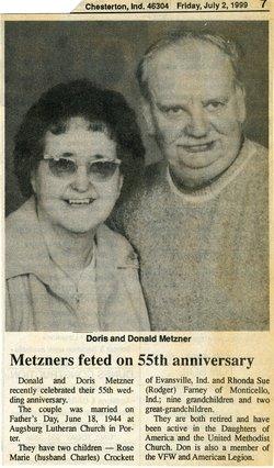 Donald Metzner