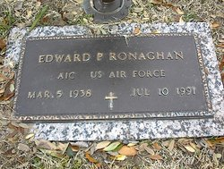 Edward P Ronaghan