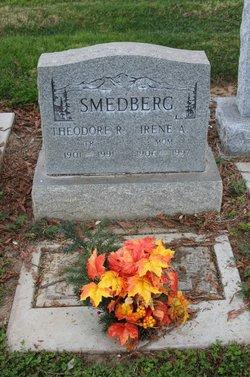 Theodore Roosevelt Smedberg