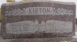 Grace Olivia <I>Larsen</I> Kirton