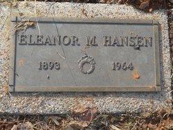 Eleanor M Hansen