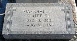 Marshall Lawrence Scott, Sr