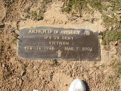 Arnold Daniel Ansley, Jr