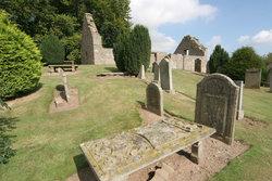 Nevay Churchyard