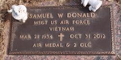 Samuel William Donald