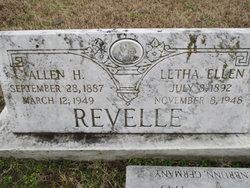 Letha Ellen <I>Barger</I> Revelle