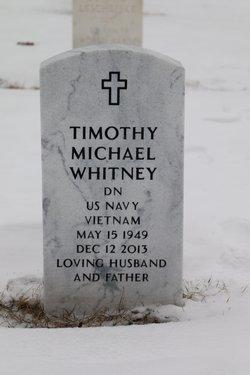 "Timothy Michael ""Tim"" Whitney"