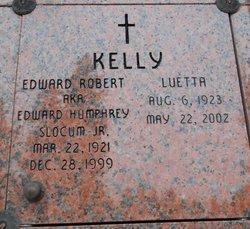 Edward Robert Kelly