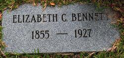 Elizabeth C Bennett
