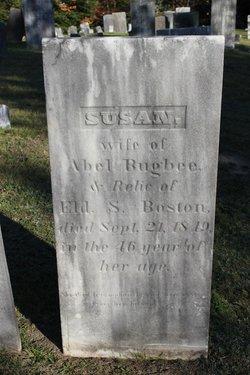Susan <I>Boston</I> Bugbee
