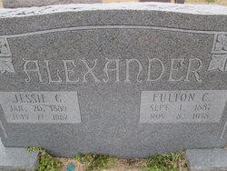 Fulton Clarence Alexander