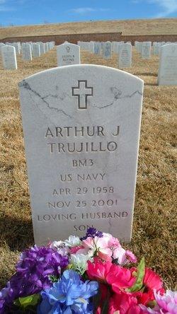 Arthur J Trujillo