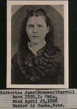 Catherine <I>Brennan</I> Carroll