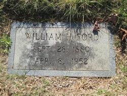 William Harrison Ford