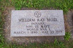 William Ray Moss