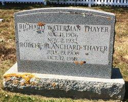 Richard Waterman Thayer