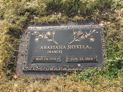 "Anastasia ""Nancy"" Shykula"