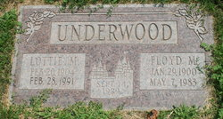 Floyd Monroe Underwood