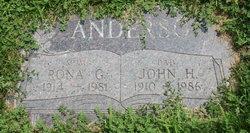 John Herman Anderson