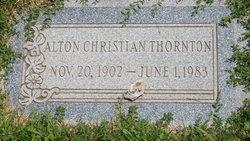 Alton Christian Thornton