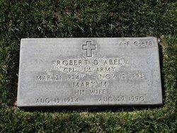 Robert D Abel