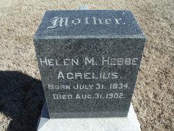 Helen M. <I>Hebbe</I> Agrelius