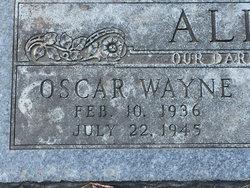 Oscar Wayne Allen