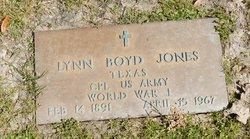Lynn Boyd Jones