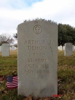 Arthur J Dehon