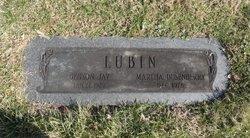 Martha <I>Dusenberry</I> Lubin