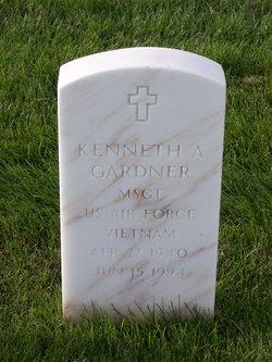Kenneth A Gardner