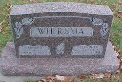 Elizabeth <I>Smedema</I> Wiersma