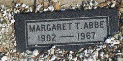 Margaret <I>Turner</I> Abbe