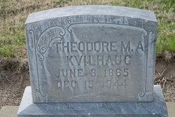 Theodore M. A. Kvilhaug