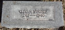 Clarence Ivan <I>Mitchell</I> Winship