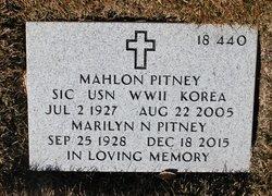 SMN Mahlon Pitney, Jr