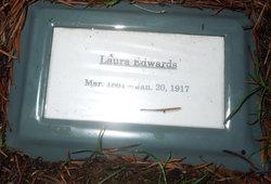 "Nettie ""Laura"" <I>Reckley</I> Edwards"