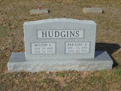 Parlee <I>Anderson</I> Hudgins