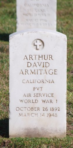 Arthur David Armitage